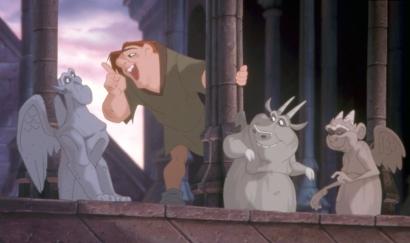 "Kisah Si Bungkuk dalam ""The Hunchback of Notre Dame"""