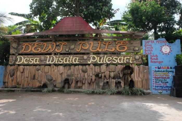 Keunikan Desa Wisata Pulesari Yogyakarta dan Pengembangannya