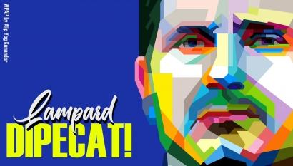 Lampard Dipecat Chelsea, Mau Nulis Buku Anak Lagi?