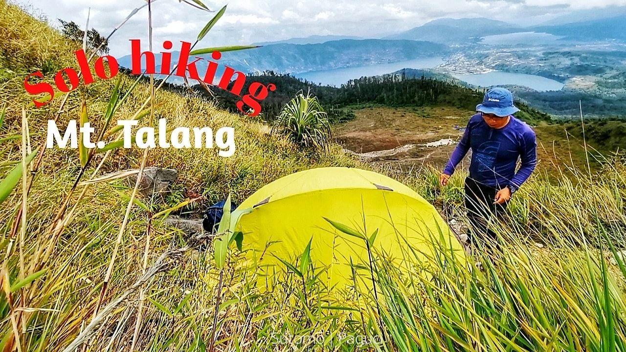 Menikmati Keindahan Gunung Talang via Jalur Bukik Bulek