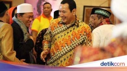Tommy Gugat, Gestur Politik ala Pangeran Cendana?