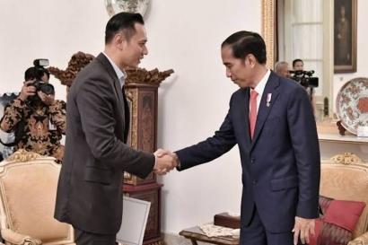 Jokowi Standar Tertinggi Pemimpin, AHY Terjembab di Dasar Klasemen
