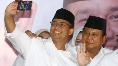 Ada Apa di Balik Pertemuan Anies dengan Prabowo?
