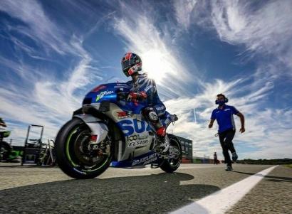 MotoGP: Tipiskah Kans Suzuki Pertahankan Gelar Juara?