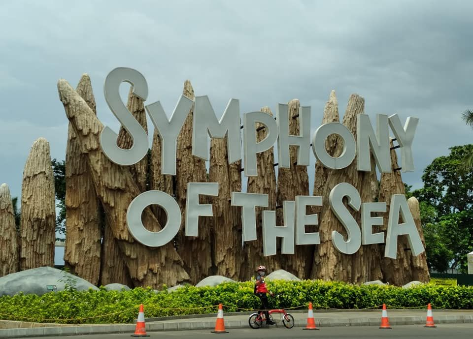 Gowes di Ancol Symphony of The Sea