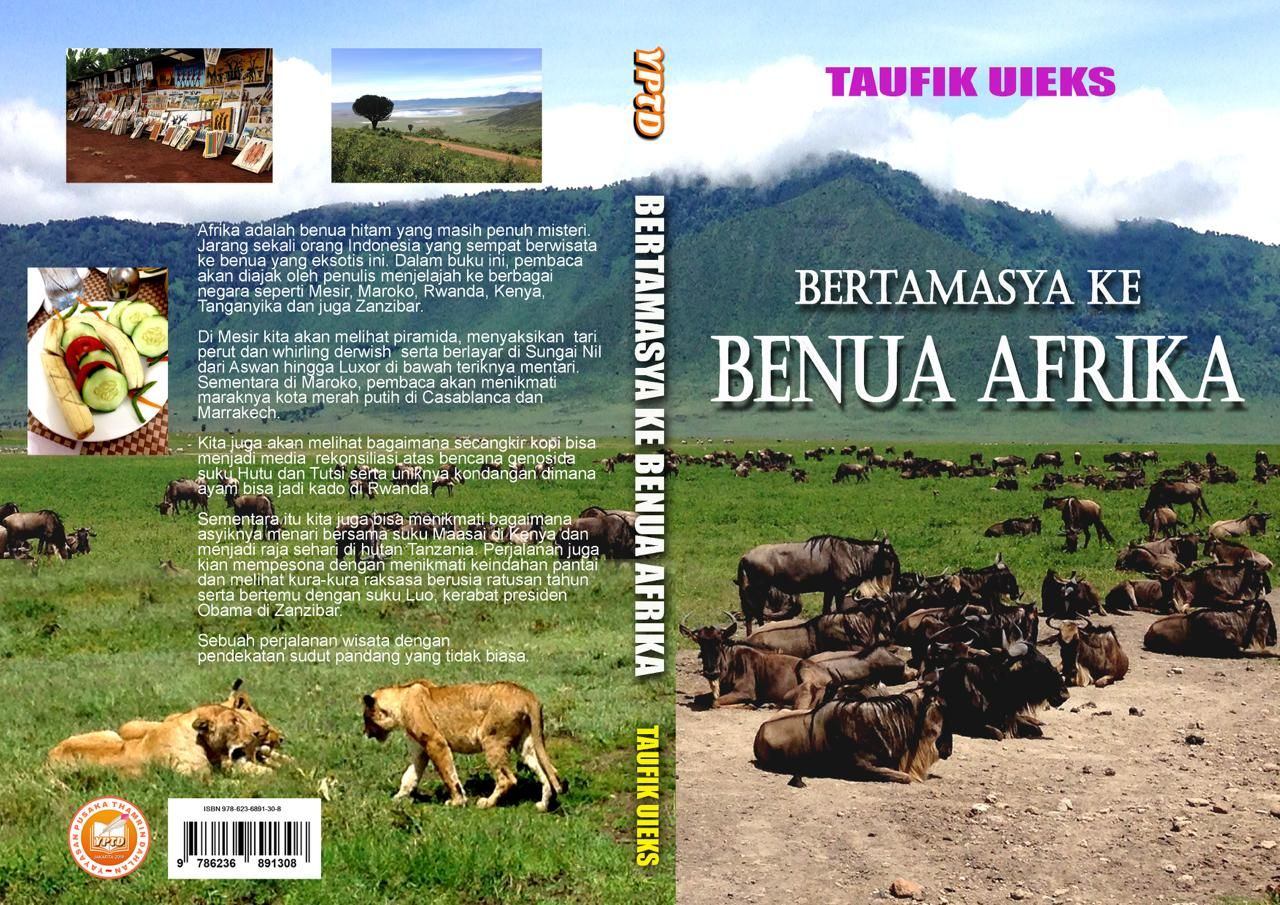 Bertamasya ke Benua Afrika ala Taufik