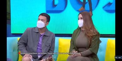 Klarifikasi Nita Thalia soal Raffi Ahmad dan Bantahan Pansos
