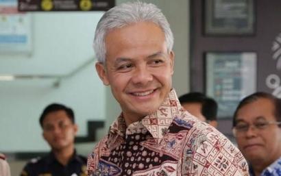 Ganjar Tak Layak Jadi Presiden, Harusnya Putus Tradisi Buruk Jokowi