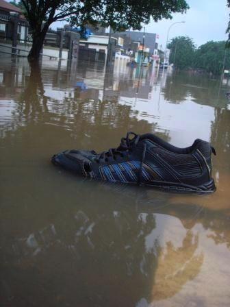 Banjir Tak Menarik Lagi