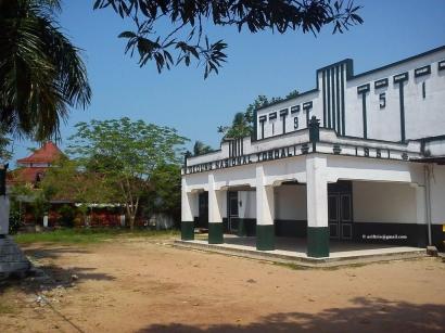 Gedung Nasional Toboali, Simbol Empat Pilar Bangsa
