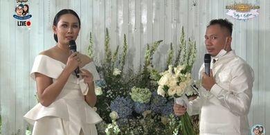 Mengaku Tak Takut, Vicky Prasetyo Persilakan Deddy Corbuzier Jadi Saksi Pernikahannya