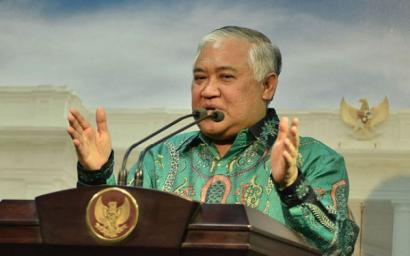 Dear Rakyat, Percayalah Pak Din Tidak Radikal, tapi...
