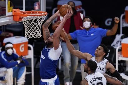 Tanpa Anthony Davis, Perang Sipil Lakers-Nets akan Tetap Seru
