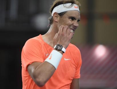 Australia Open 2021: Rafael Nadal Tersingkir