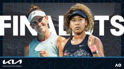 Australian Open 2021: Perjalanan ke Final Naomi Osaka