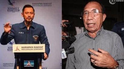 Max Sopacua Mundur dari Partai Emas, Babak Baru Kisruh Demokrat?