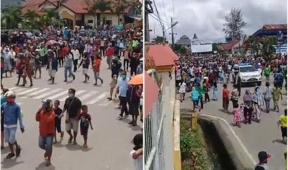 Kedatangan Jokowi ke Sumba Memicu Kerumunan, Pencitraan atau Kerja?