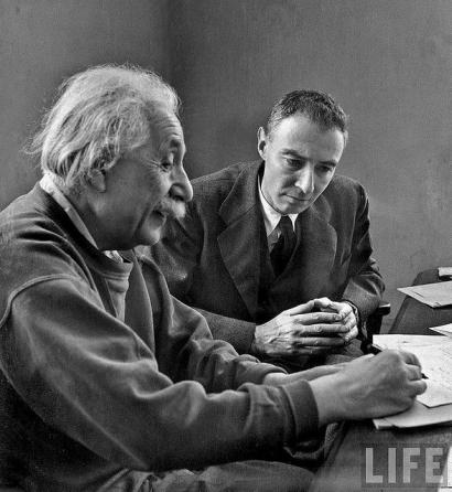 Manhattan Project dan Surat Albert Einstein