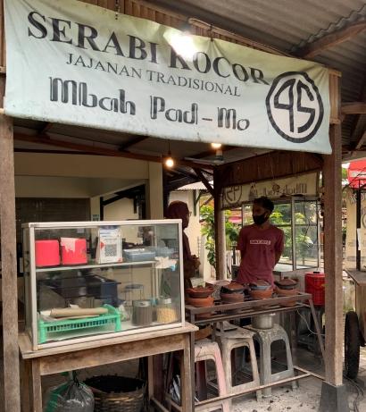 Serabi Kocor Mbah Padmo: Kuliner Legendaris Yogyakarta