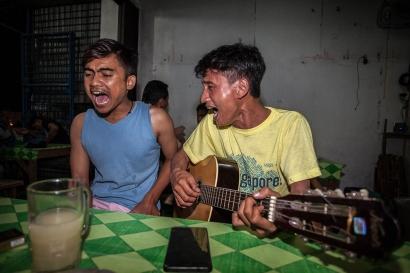"""Lapo Tuak"", Bar ala Orang Batak"