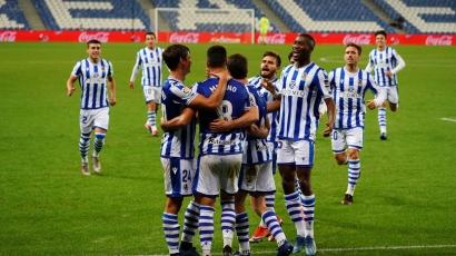 Dibuang Klub Elit, Kini Bersinar Bersama Real Sociedad