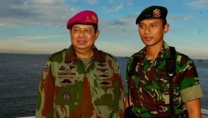 """Jokowi Harus """"Pertobatkan"""" Moeldoko Atas Kudeta SBY-AHY"""