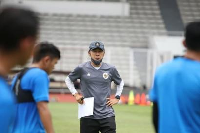 Melawan Dua Skuad Bali United, Garuda Muda Kembali Tuai Hasil Positif