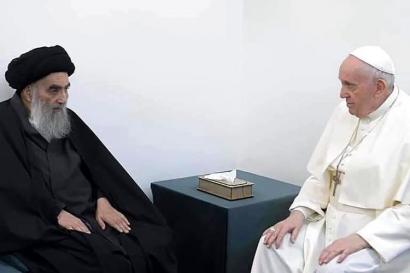 Pesan Damai Paus dalam Kunjungan ke Irak