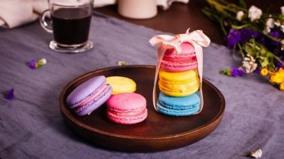 """Mendunia! Macaron Biskuit """"Dessert Asal Perancis"""""""