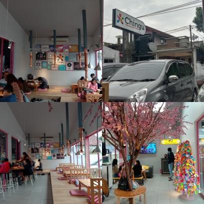 Chingu Cafe Jogja Rasa Korea