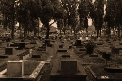 Sehabis Mengunjungi Makam Kau