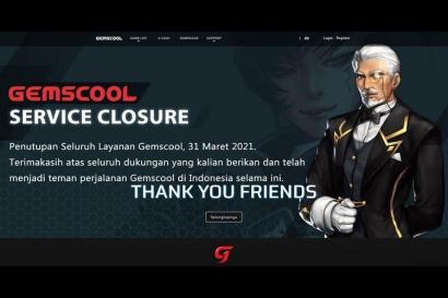 Gone But Not Forgotten! 3 Game Legenda Di Bawah Gemscool