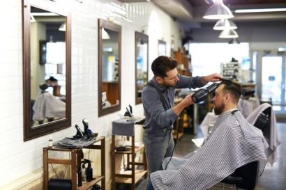 Dari Barbershop, Buah Jatuh Tak Jauh dari Pohonnya