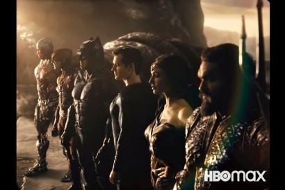 Justice League Snyder Cut: Pemuas Dahaga Fans, Perjudian Warner Bros