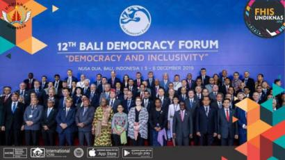 Peran Strategis Diplomasi Multilateral di Tengah Prioritas Diplomasi Bilateral Indonesia