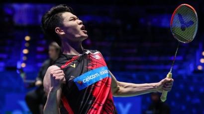 "Lee Zii Jia Juara All England 2021, Kalahkan Viktor Axelsen di ""Final yang Gila"""