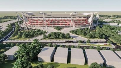 Masih Gaduh Ikhwal Stadion dan Twin Tower Gagasan NA di Makassar