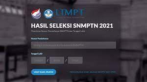 SNMPTN 2021, Sejarah Baru Hidupmu