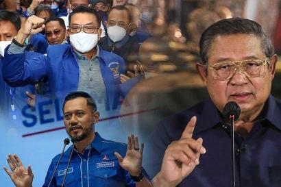 SBY Turun Tangan, Skenario Kudeta Demokrat Akan Gagal Total