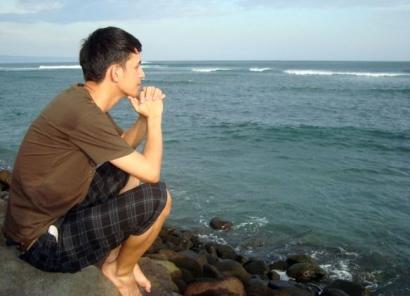 Lelaki yang Diperlakukan Bagai Samudera