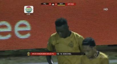 Dramatis, Persija Jakarta Berhasil Lolos ke Babak 8 Besar Piala Menpora