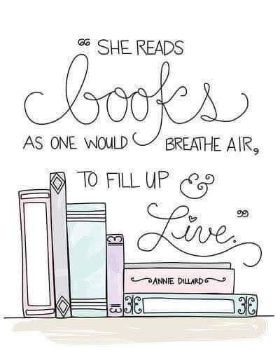 Buku-buku Bagai Udara