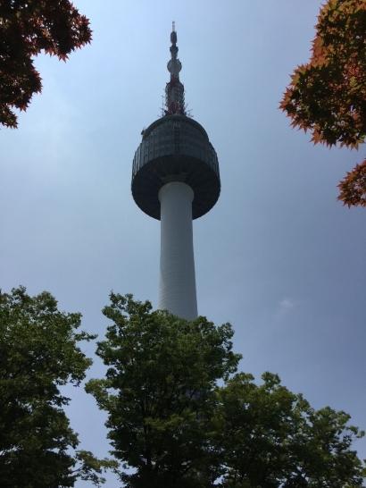 Perjalanan ke Korea Selatan (3): Namsan Tower, Kampung Hanok Buckchon dan Insa-dong