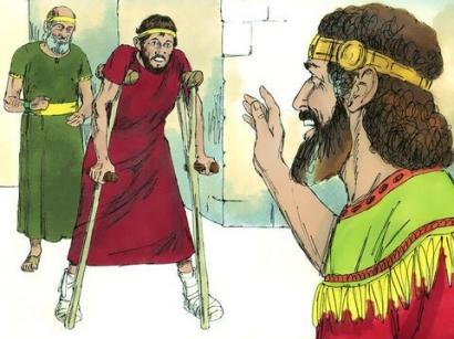 Kasih Daud pada Mefiboset (Difabilitas dalam Alkitab)