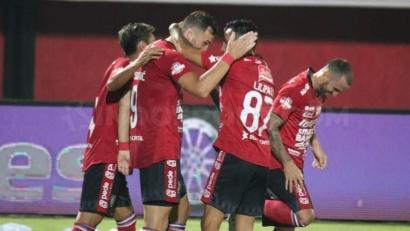 Bali United Tersingkir, PSS Sleman Menang Adu Penalti