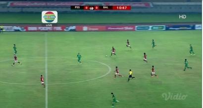 Drama Adu Tendangan Penalti Loloskan PSS Sleman ke Semifinal Piala Menpora