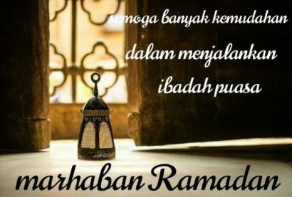 Ini Doa Saya Memasuki Bulan Ramadan