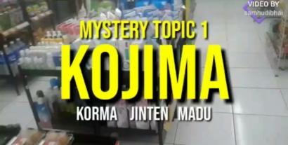 Kojima Memang Luar Biasa