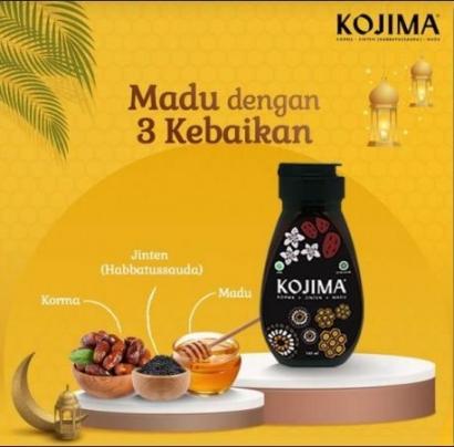 Tetap Bugar Saat Ramadan Bersama Madu Kojima
