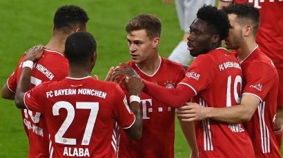 Laga Tengah Pekan, Bayern Munchen Kandaskan Bayer Leverkusen!